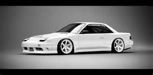 Nissan 240sx S13 Coupe Nissan 240sx Coupe Artwork I Think I Like The Jdm 180sx