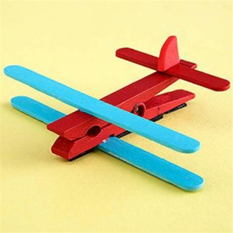 airplane craft for clothespin airplane ideas clothespins