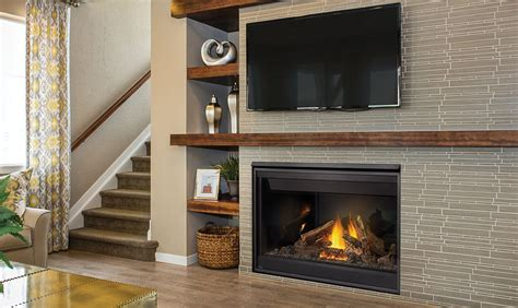 gas fireplace prices installed napoleon ascent 46 napoleon b46 direct vent gas fireplace fireplacepro