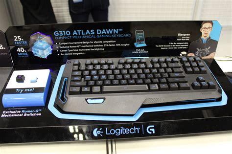 Mousepad Logitech G240 Garansi Resmi logitech keyboard gaming atlas compact mechanical