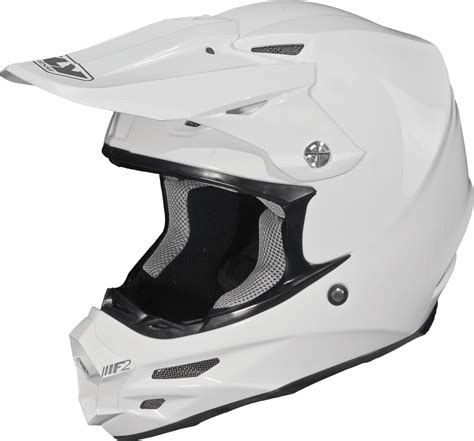 white motocross helmets fly motocross and snowcross helmets