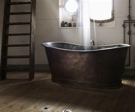 5 fantastic industrial bathroom design ideas