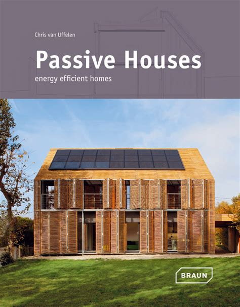passive house passive house in the woods