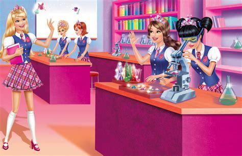 film barbie charm school barbie princess charm school barbie movies photo