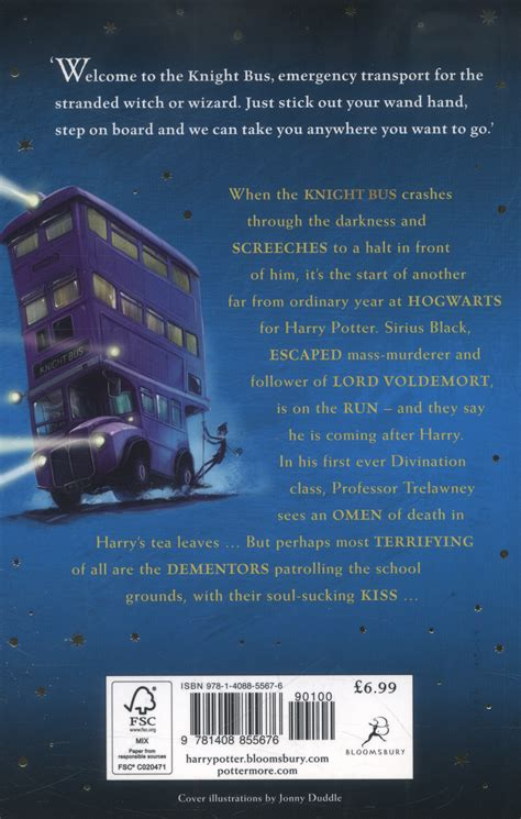 harry potter and the 1408855674 harry potter and the prisoner of azkaban by rowling j k 9781408855676 brownsbfs