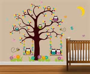 Baby Winnie The Pooh Wall Stickers wandaufkleber kinderzimmer g 252 nstige wandsticker