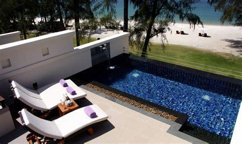 High Chair Dining Room Set by Accommodation Dusit Thani Laguna Phuket