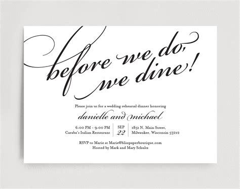 rehearsal dinner invitation template free wedding rehearsal dinner invitation printable template