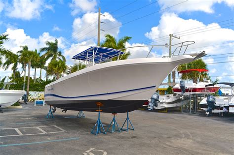proline offshore boats for sale used 2004 pro line 30 sport center console boat for sale