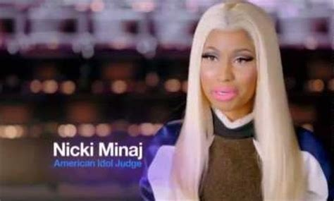 new nicki minaj american idol 12 promo paints her in a
