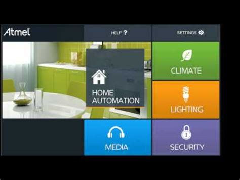 home automation house design pictures atmel home automation reference design for sama5d3 series