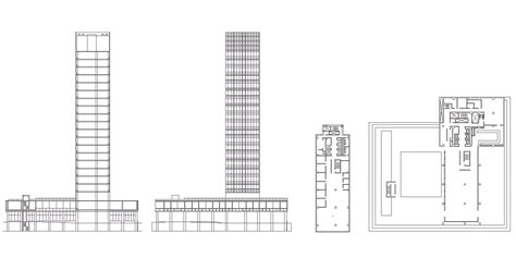 Lever House Plans House Style Ideas