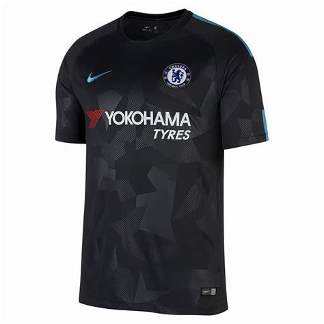 Jersey Chelsea Third 1 nike chelsea 17 18 third stadium jersey soccer merchandise chelsea merchandise