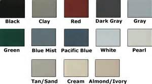 pacific vinyl siding colors elite vinyl options lancaster county barns