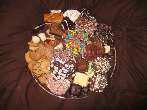Baked Goods As Gifts - made gift baskets by sheryl