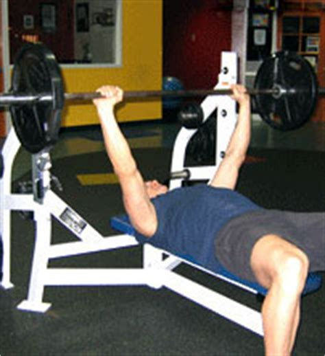 bench pressing with long arms how much time should a weight training workout take