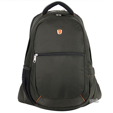 Dual Bag In Bag Pc dual compartment grey laptop backpack black 14 inch