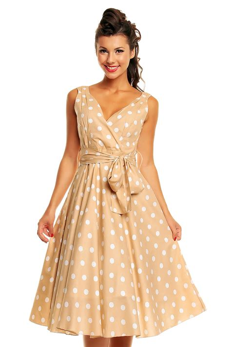 1950s polka dot swing dress ladies marilyn 1950 s rockabilly plus size polka dot retro