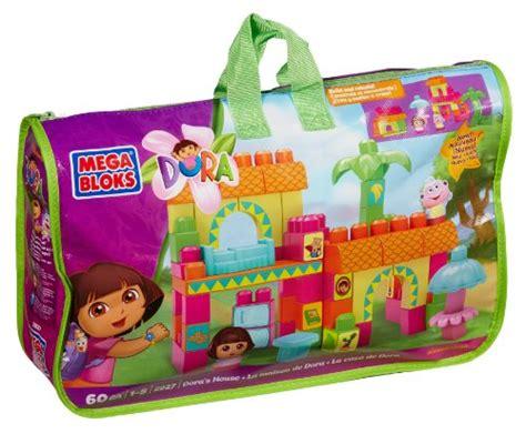 mega bloks house mega bloks dora s house bag shopswell