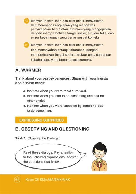 Cd Rpp Bahasa Inggris Sma Kelas 12 Kurikulum 2013 Revisi Terbaru untuk kelas xii smk bahasa buku pegangan guru bahasa