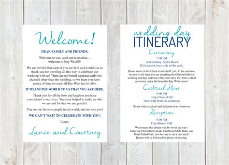 wedding welcome letter template wedding welcome letter template free letter template 2017