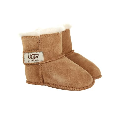baby ugg boots buy ugg 174 erin infant boots chestnut 6 3 3 5 years