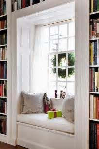 Window Bench And Bookshelves Window Seat With Bookcase Jimhicks Yorktown Virginia