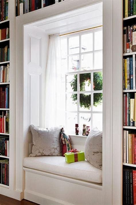 in our window books window seat with bookcase jimhicks yorktown virginia