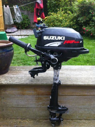 Suzuki 2 5 Outboard For Sale Suzuki 25hp Outboard Engine For Sale In Malahide Dublin