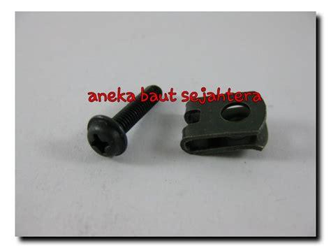 Baut Tanpa Kepala Drat Drat M 5 Panjang 10 Mm Berkualitas jual baut dan klip batok motor honda m4x18 aneka baut sejahtera