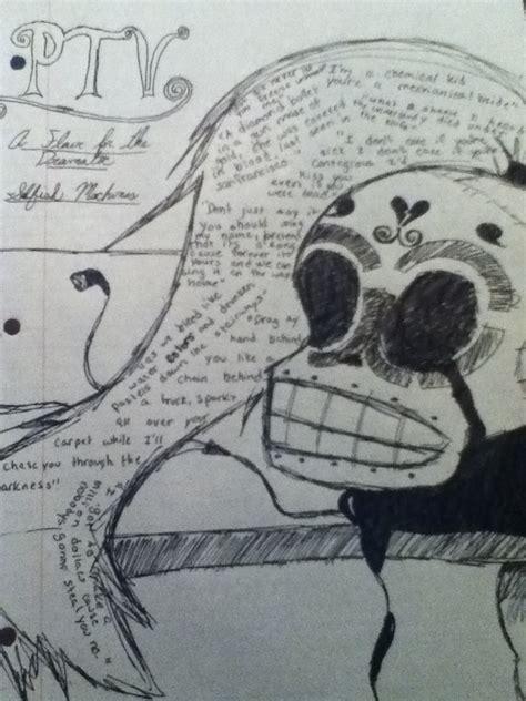 sketchbook lyrics the veil skull sketch lyrics by xxrussiaxx00 on