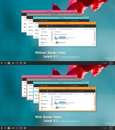 xgreen theme for windows 8 1 letein theme windows 8 1 by cleodesktop on deviantart