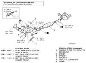P0141 Mitsubishi Endeavor 2003 Mitsubishi Montero Oxygen Sensor Computer Problem