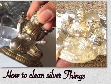 How To Clean Silver Ls At Home by How To Clean Silver Items At Home By Using Aluminium Foil Timesnow Breakingnews Hd