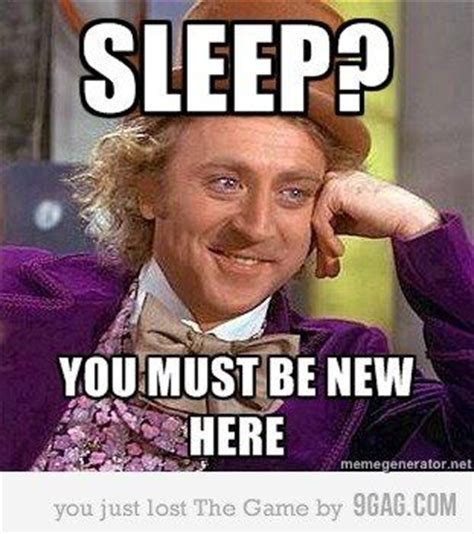 College Sleep Meme - every college freshman should get this on their first day