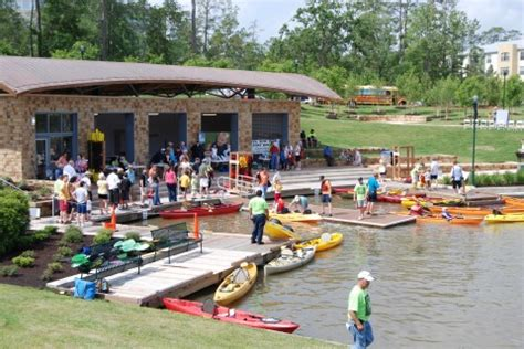 paddle boats the woodlands new kayaking experiences stand up paddle boarding come to