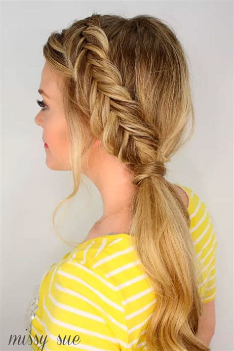 Fishbone Braids Hairstyles Pictures by Fishbone Braid Hairstyles Immodell Net