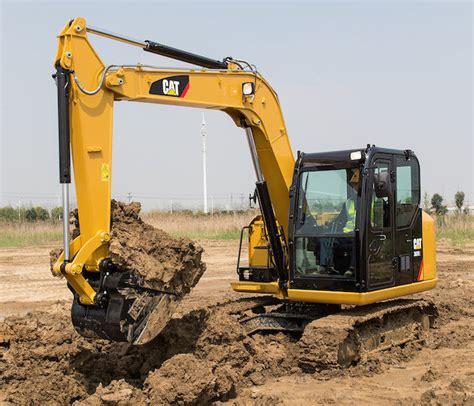 tier 3 weight management effectiveness cat 307e2 mini hydraulic excavator landscape business