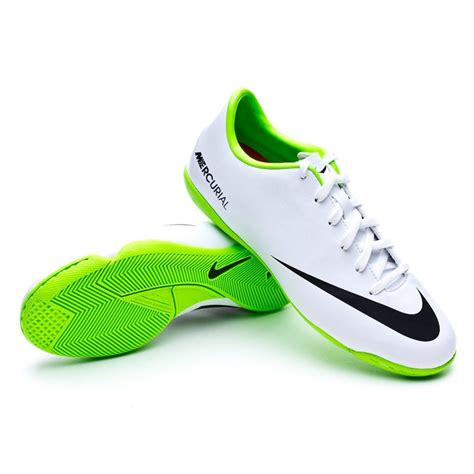 Nike Mercurial Futsal futsal boot nike jr mercurial victory iv ic blanca reflectante soloporteros is now f 250 tbol emotion