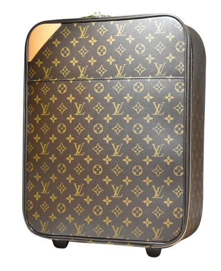 louis vuitton pegase  monogram rolling luggage suitcase