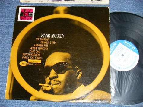 No Room For Squares by Hank Mobley No Room For Squares Ex Ex 1963 Us