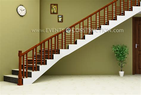 kerala home design staircase stair area living bedroom interiors kerala home design staircase image stairs
