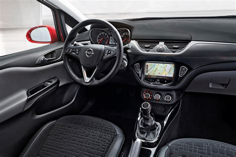 new opel corsa hatchback gets styling help from adam and