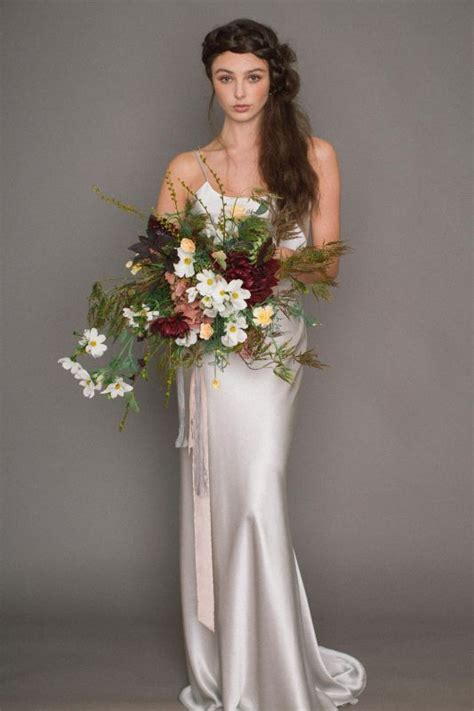 Silk Wedding Dresses Uk by 1000 Ideas About Silk Wedding Dresses On