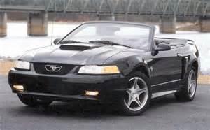 1999 Ford Mustang Gt 35th Anniversary Edition Seng Nduwe Ngamuk 35th Anniversary Mustang