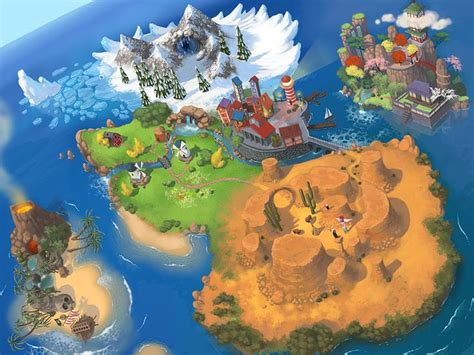 game design world map steam world map the layout of the several levels in the