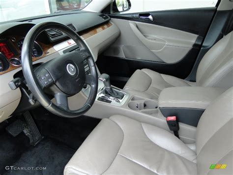 volkswagen passat black interior black interior 2007 volkswagen passat 2 0t sedan photo