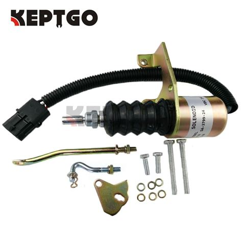 bt dt fuel shut  solenoid wiring schematic