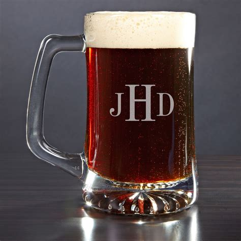 monogramme pilsner gläser customized mugs with pictures arts arts