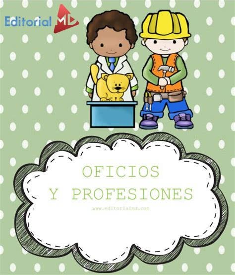 cuentos educativos infantiles oficios y profesiones oficios y profesiones para ni 241 os material para imprimir